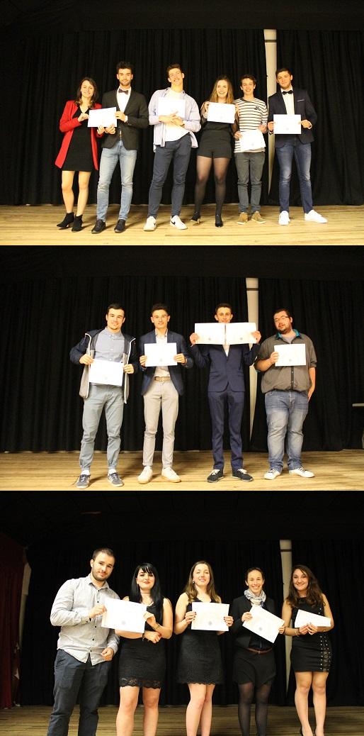 GALA Laureats